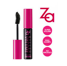 [SHISEIDO] ZA Killer Volume Smudge-Proof Mascara 9g NEW