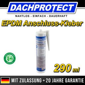 DACHPROTECT EPDM Anschluss Kleber FLEX 290 ml (Kartusche) Folienkleber