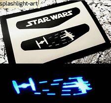 PS4 Controller Light bar VINYL Sticker STAR WARS X-Wing Playstation 4 Decal