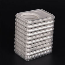 10-Coin Slabs Capacity Holder Slab Storage Box Case Accessories Fit For PCGS NGC