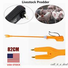 "Cotran Sharp Shock Livestock Prod Shocker with 4 batteries /& 33/"" Wand"