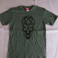 HIM-Skull Heartagram- Med-Licensed T-Shirt-Brand New