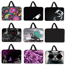 """10""""12"""" 13"""" 15"""" 17"""" Laptop Sleeve Bag Cover Case Pouch For Dell Macbook Sony Acer"""