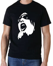 Marilyn Manson Rock Goth Music T-Shirt