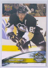 2011 Upper Deck Winter Classic Sidney Crosby #1 Pittsburgh Penguins Ltd Ed
