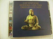 CAT STEVENS - BUDDHA  AND THE CHOCOLATE BOX - CD LIKE NEW ISLAND 2000