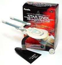 Furuta Star Trek 2 USS Enterprise NCC-1701-B Spaceship Display Model ST2_12+B