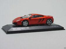 MINICHAMPS McLaren Diecast Vehicles