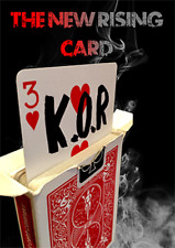 K.O.R - King of the Rise (Red) by Olivier Pont from Murphy's Magic