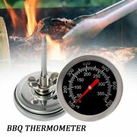 Stainless Steel BBQ Meat Thermometer Dial Temperature Gauge Probe Household Tool