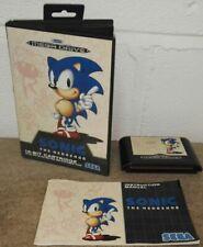 Sonic the Hedgehog Sega Mega Drive