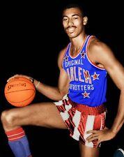 Wilt Chamberlain 8X10 Photo Harlem Globetrotters Basketball