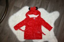 MINNIE MOUSE Baby Girl's  Dressing Gown Age: 6-9 Months