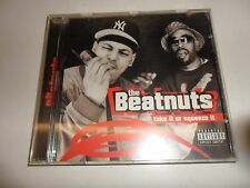 Cd  Take It Or Squeeze It von the Beatnuts und Beatnuts