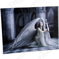 *THE BLESSING* Goth Fantasy Angel Art 3D Bookmark By Anne Stokes 15.5x5.5cm