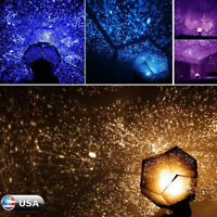 Celestial Star Cosmos Starry Sky Night Lamp Night Lights Projector Projection