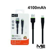 M2 TEC CABLE QUALCOMM 3.0 DE CARGA RÁPIDA Y DATOS ANDROID MICRO USB, 300 CM