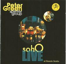 Peter Green Splinter Group - Soho Live: At Ronnie Scotts  (2CD 2001)