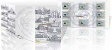 2017 Piazze d'Italia - folder contenente le 8 tessere filateliche