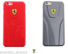 Ferrari Scuderia 3D Collection Hard Cover Case Protective for Apple iPhone 6