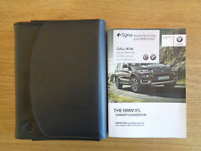 BMW X5 Owners Handbook//Manual and Pack 13-17