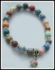 Multi-Colour Stone Fashion Bracelets