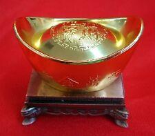 "2"" Feng Shui Brass Metal Ingots"