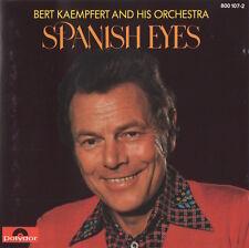 BERT KAEMPFERT - SPANISH EYES  - MADE IN WEST GERMANY - POLYDOR CD