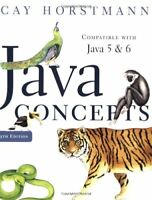 Java Concepts by Horstmann