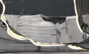 Trampoline Safety Pad Repair 14x20