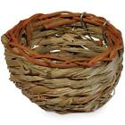 """PREVUE CANARY NEST 3"""" NEW BAMBOO BED BIRD FOR BREEDING OLD STYLE. FREE SHIP USA"""