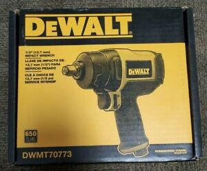 """Dewalt 1/2"""" Air Impact Wrench DWMT70773 - BRAND NEW"""