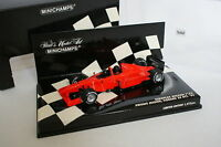 Minichamps F1 1/43 - European Minardi F1X2 Private session Fiorano 2002