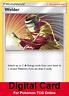 4x Welder 189/214 - Digital Card - Pokemon TCG Online