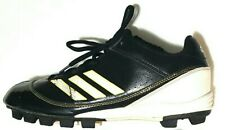 Adidas G48790 Monica Md Low Softball Molded Cleats Black Women's Size 9