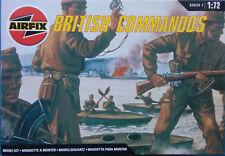 AIRFIX Figurenset WWII Britische Kommandoeinheit Nr.: 01732 1:72