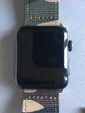 Apple Watch Series 2 42mm Spacegrau WIE NEU und SEHR SELTEN getragen. MUST HAVE
