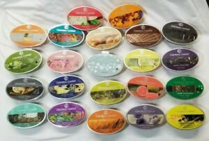 Colonial Candle Simmer Snaps Wax Melts Fragranced Air Freshener Smells Amazing!