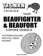 1:72 TASMAN Beaufort/Beaufighter Wheels