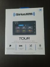 SiriusXM - Tour Satellite Radio Receiver with 360L Vehicle Kit - Black