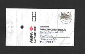 Warensendung portog.im VGO-Tarif v.17.09.1990 Sebnitz Sa. na. München.