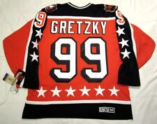 WAYNE GRETZKY - size MEDIUM - 1984 ALL STAR CCM Vintage Heroes Of Hockey Jersey