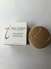 NEW JANE IREDALE THE SKIN CARE MAKEUP AMAZING MATTE LOOSE FINISH POWDER,10g