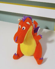 SPARKY THE DRAGON MIKE THE KNIGHT FISHER PRICE TOY 15CM !