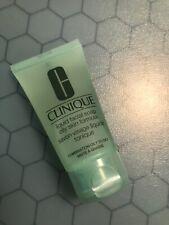 Clinique Liquid Facial Soap Oily Skin Formula Deluxe Travel Size 1oz/30ml New