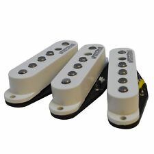 Set of Wilkinson VINTAGE Single Coil Pickups for Stratocaster Electric Guitars
