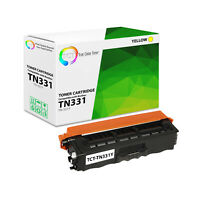 TCT TN331Y Yellow Compatible Toner For Brother HL L8250cdn L8350cdw MFC 8600cdw
