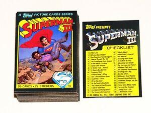 1991 THE ROCKETEER MOVIE BASE 99 CARD SET! + INSERT STICKER SET! TOPPS DISNEY!
