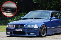 Frontspoiler für BMW E36 3er M-Technik Spoilerschwert ABS ABE schwarz glänzend