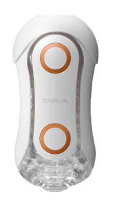 Tenga Flip Orb - Orange Crash, Realistic Stimulation